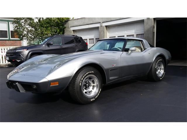 1978 Chevrolet Corvette for Sale on ClassicCars com on ClassicCars com