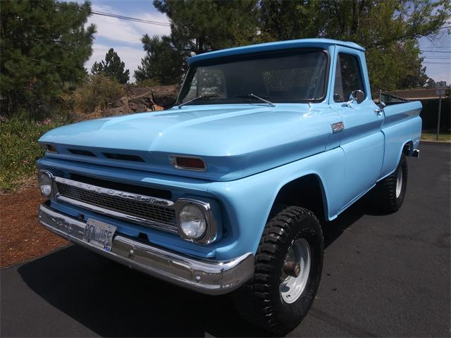 Picture of '65 K-10 - QOOC