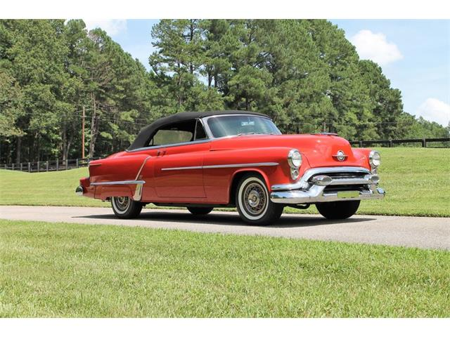 Classic Oldsmobile 88 for Sale on ClassicCars com on ClassicCars com