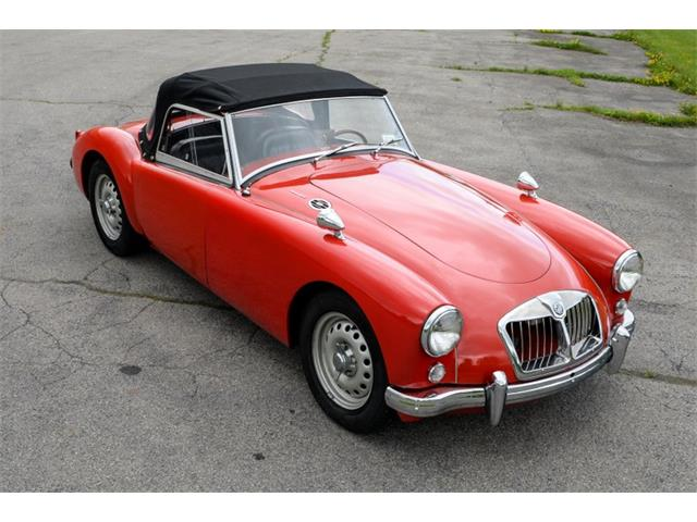 Picture of Classic '59 MG MGA located in New York - QOPC