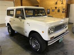 Picture of Classic 1969 International Scout - QOPO