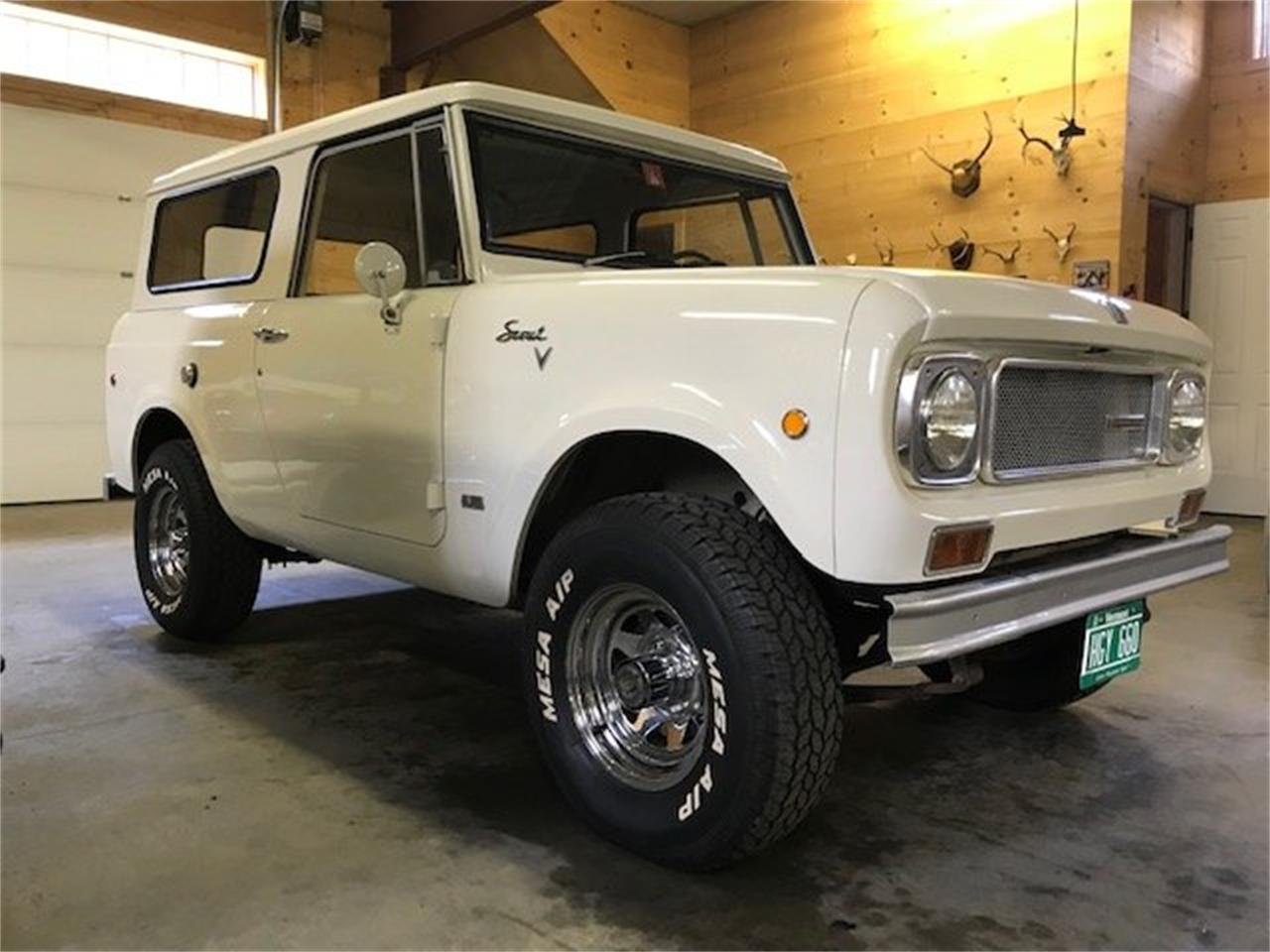 Large Picture of Classic 1969 International Scout Auction Vehicle - QOPO