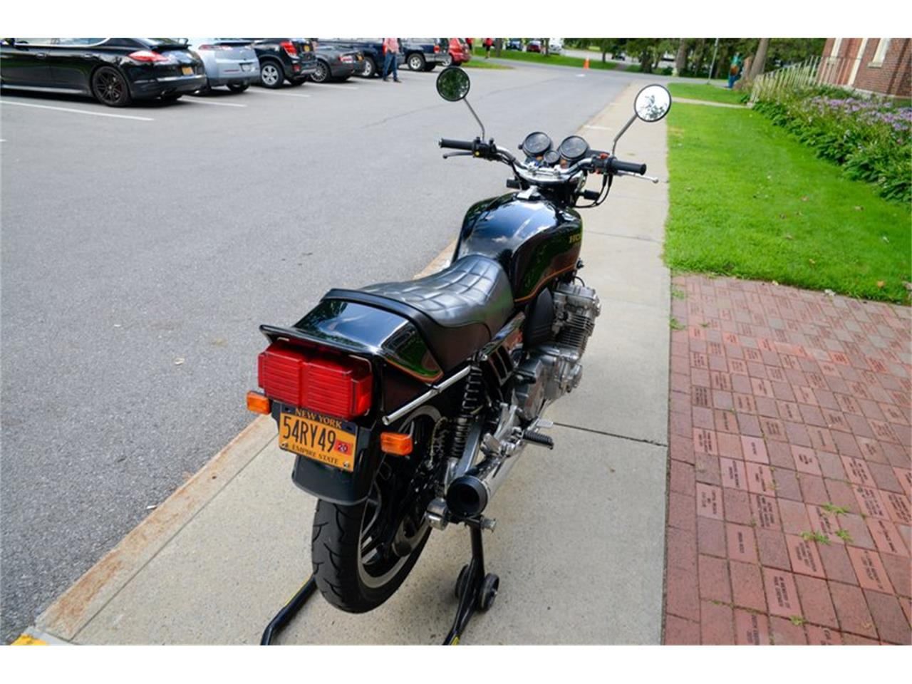 Large Picture of 1979 Honda Motorcycle Auction Vehicle Offered by Saratoga Auto Auction - QOQ6