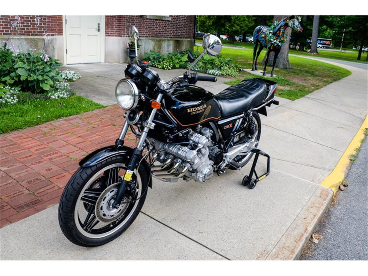 Large Picture of 1979 Motorcycle located in Saratoga Springs New York Offered by Saratoga Auto Auction - QOQ6