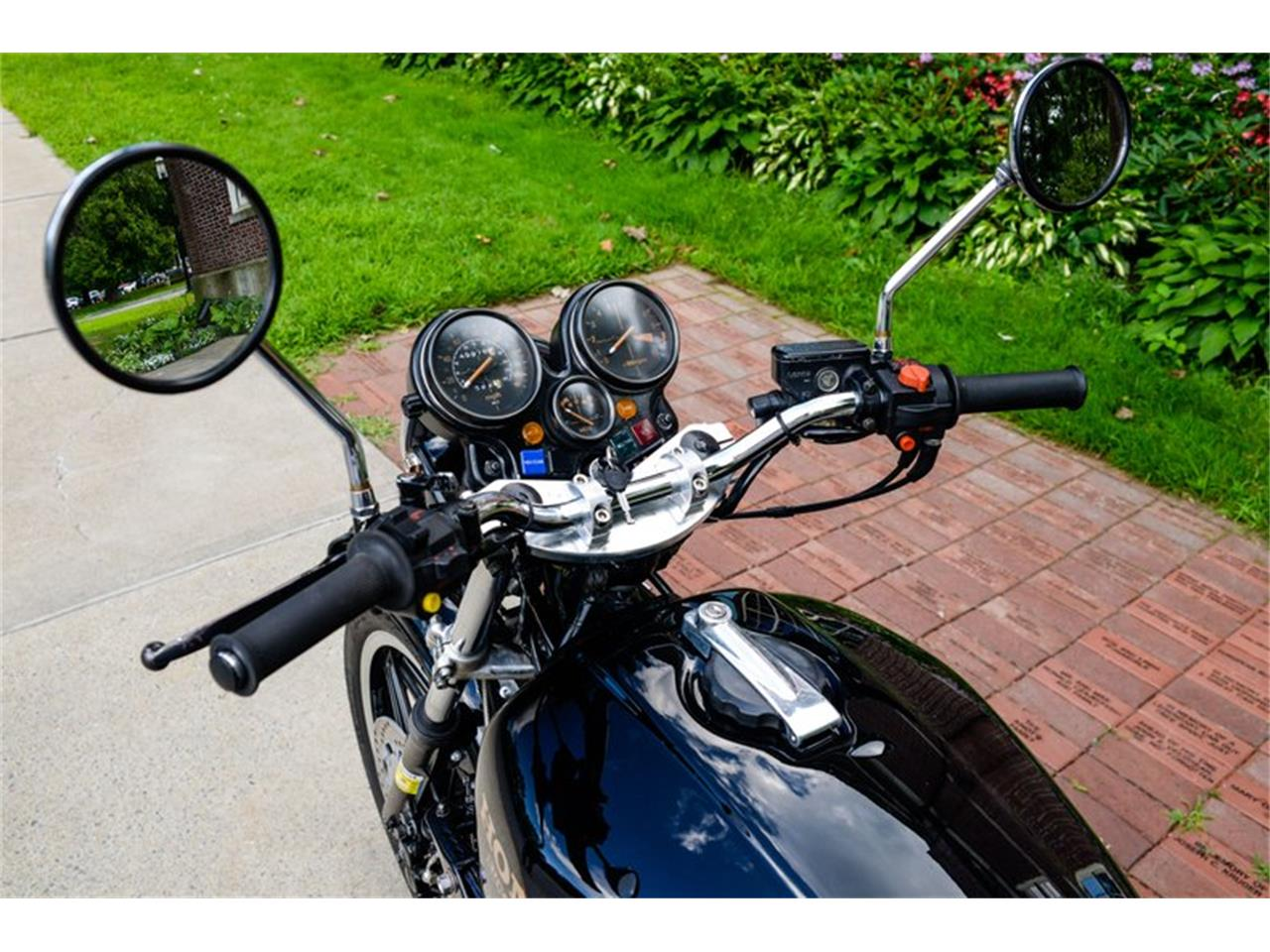 Large Picture of '79 Honda Motorcycle Offered by Saratoga Auto Auction - QOQ6