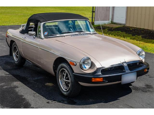 Picture of '78 MGB - QOQK