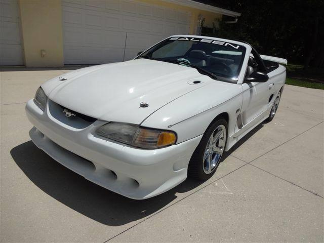 Picture of '96 Mustang - QOR5