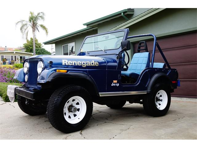 Picture of 1977 CJ5 - $7,500.00 Offered by a Private Seller - QOR7
