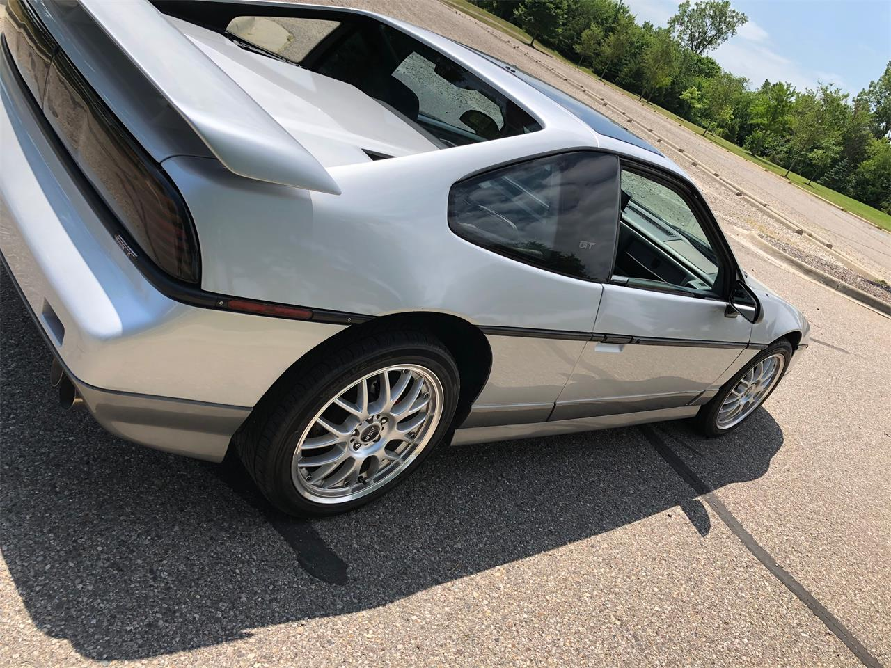 Large Picture of '87 Fiero - QORA