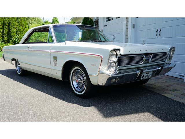 Picture of Classic '66 Plymouth Fury III located in Old Bethpage New York - $25,500.00 - QORD