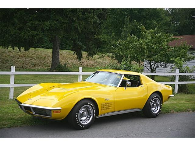 Picture of '71 Corvette - QORI