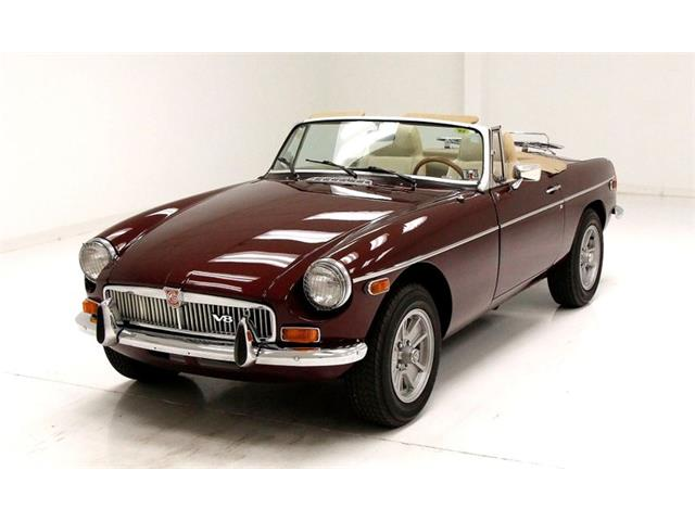 Picture of '75 MGB - QORR