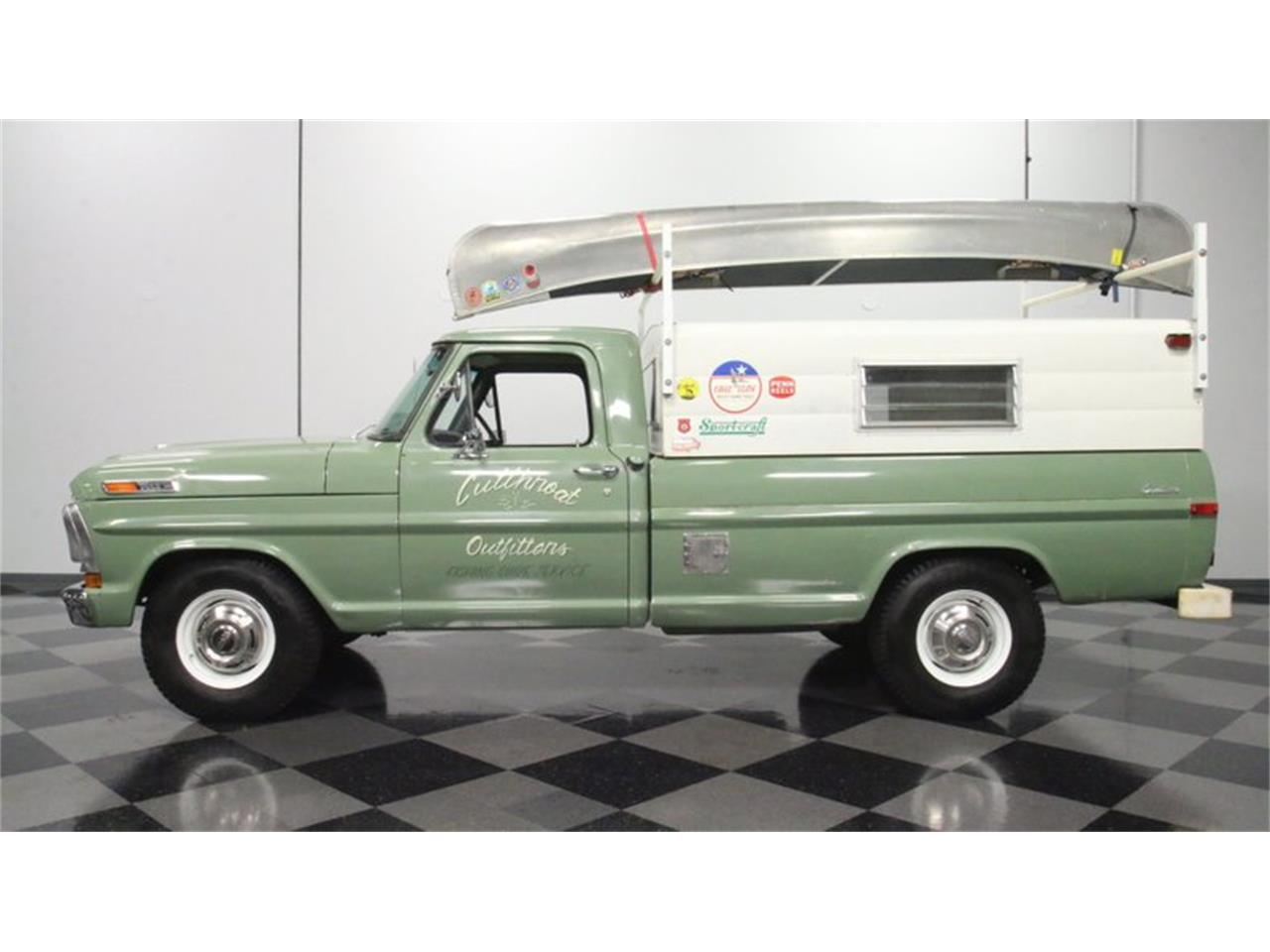 Large Picture of '71 F250 - QORX