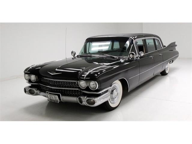 Picture of '59 Fleetwood - QORY