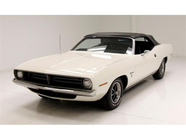 1970 Plymouth Barracuda for Sale on ClassicCars com on