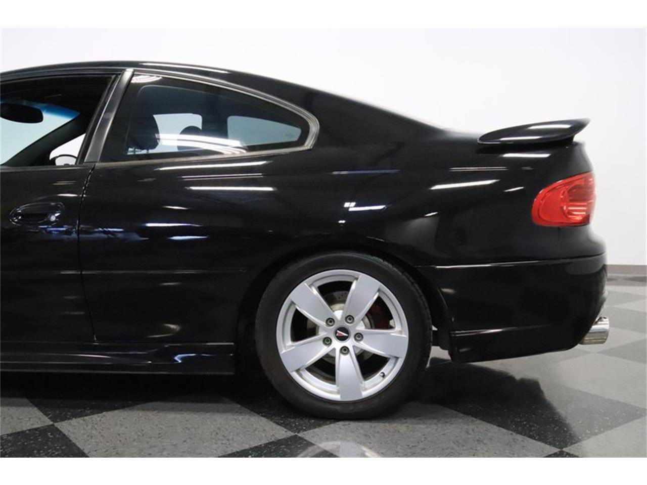 Large Picture of '05 GTO - QOSI