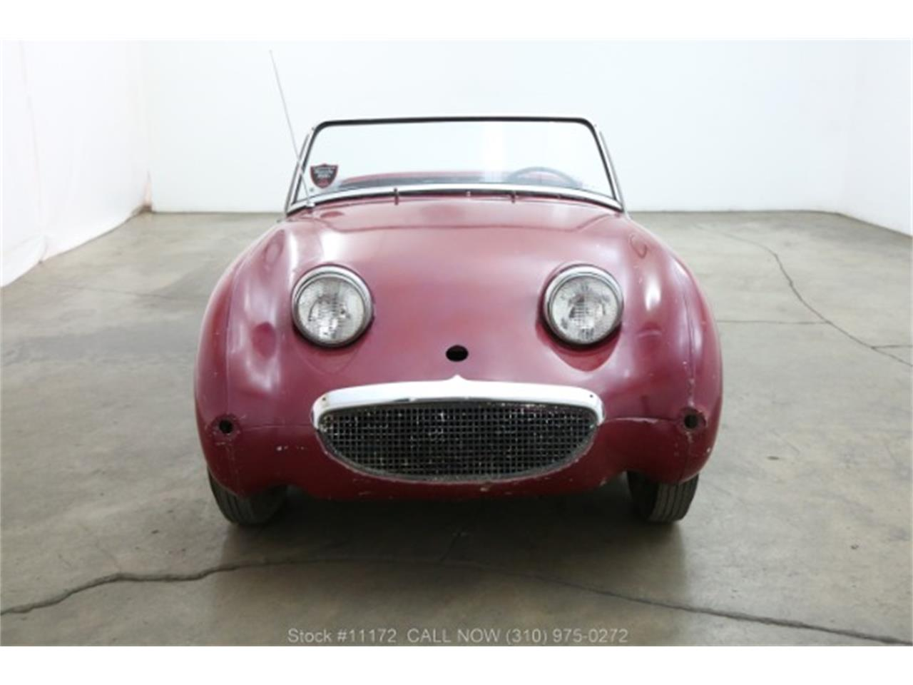 Large Picture of '61 Bugeye Sprite - QOT0