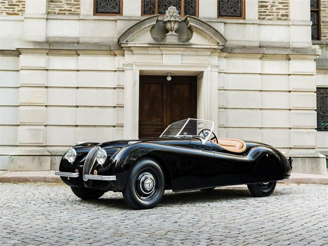 Picture of '50 XK120 - QOT3