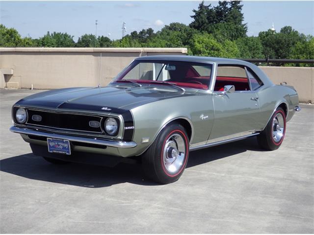 1968 Chevrolet Camaro for Sale on ClassicCars com on ClassicCars com