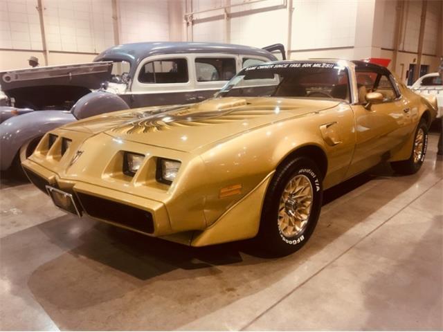 1979 Pontiac Firebird Trans Am for Sale on ClassicCars com