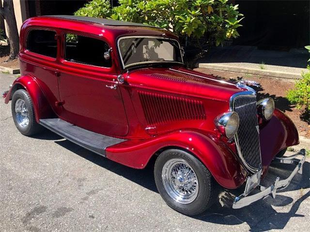 Picture of '34 Sedan - QOU4