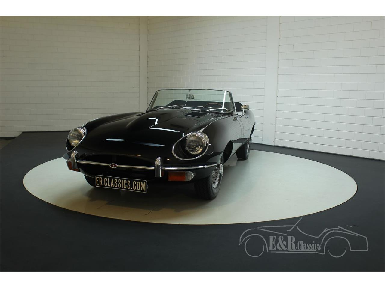 Large Picture of Classic 1969 Jaguar E-Type located in Waalwijk noord brabant Offered by E & R Classics - QOU8