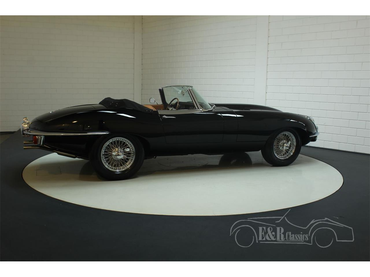 Large Picture of 1969 Jaguar E-Type located in noord brabant - $145,500.00 - QOU8