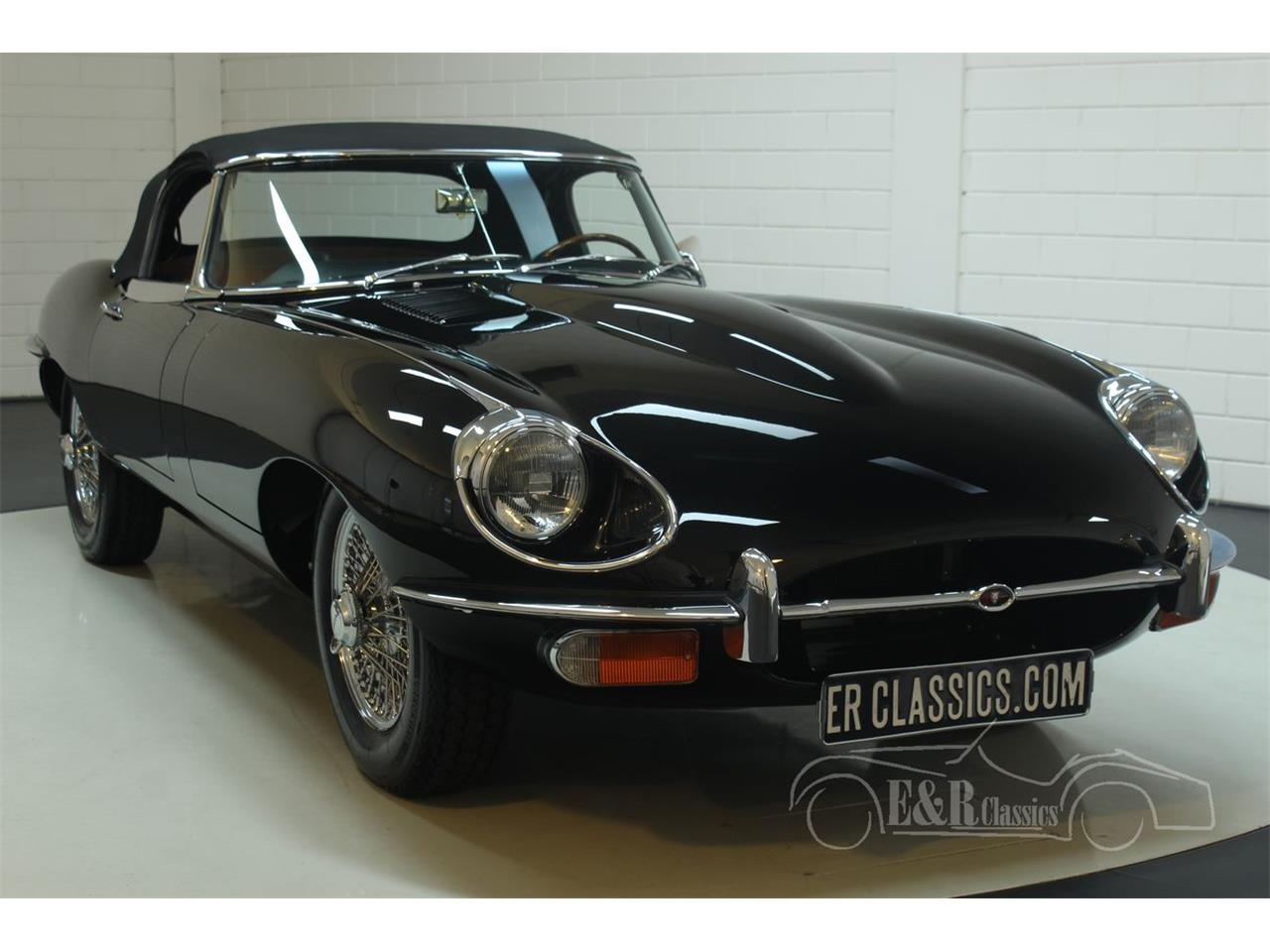 Large Picture of Classic 1969 Jaguar E-Type - $145,500.00 Offered by E & R Classics - QOU8