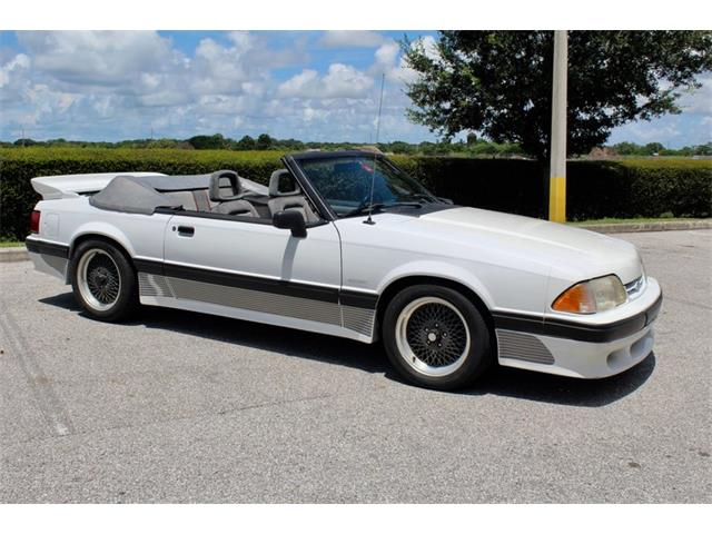 Picture of '89 Mustang - QOW8