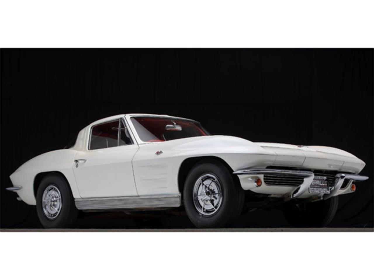 Large Picture of '63 Corvette located in New York - $139,999.00 Offered by Prestige Motor Car Co. - QOXV