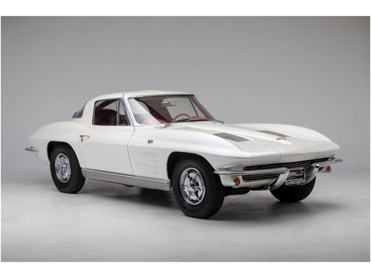 Large Picture of '63 Corvette located in New York Offered by Prestige Motor Car Co. - QOXV
