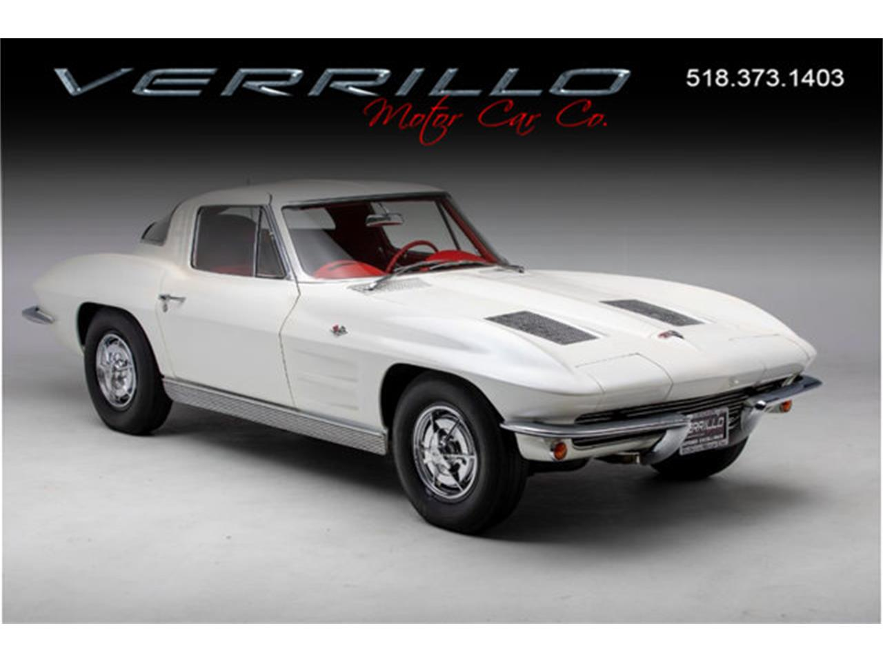 Large Picture of 1963 Corvette - $139,999.00 Offered by Prestige Motor Car Co. - QOXV
