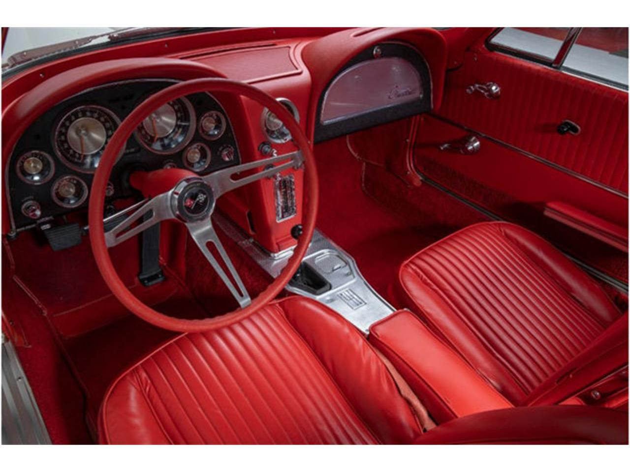 Large Picture of Classic 1963 Corvette located in New York Offered by Prestige Motor Car Co. - QOXV