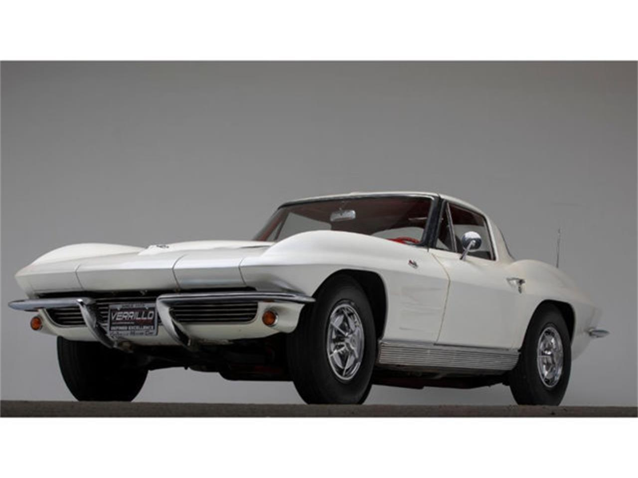 Large Picture of Classic '63 Chevrolet Corvette - $139,999.00 Offered by Prestige Motor Car Co. - QOXV