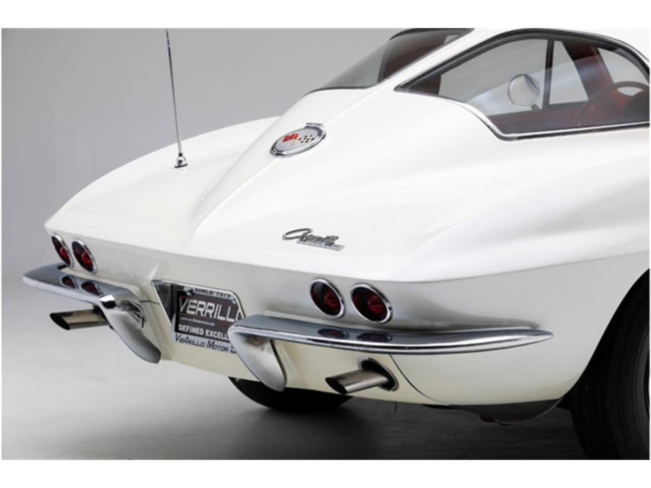 Large Picture of '63 Corvette Offered by Prestige Motor Car Co. - QOXV