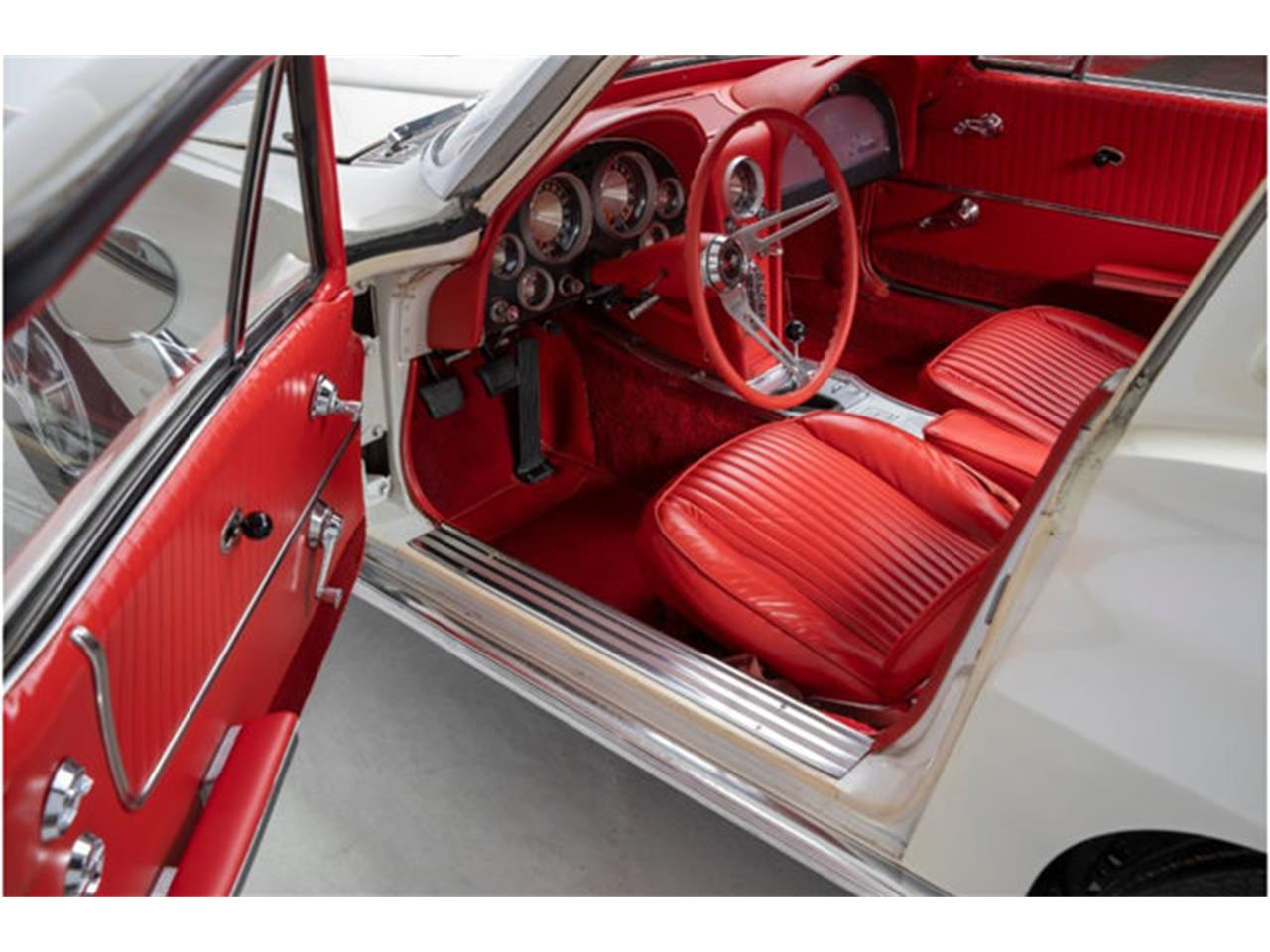 Large Picture of 1963 Chevrolet Corvette located in Clifton Park New York - $139,999.00 Offered by Prestige Motor Car Co. - QOXV