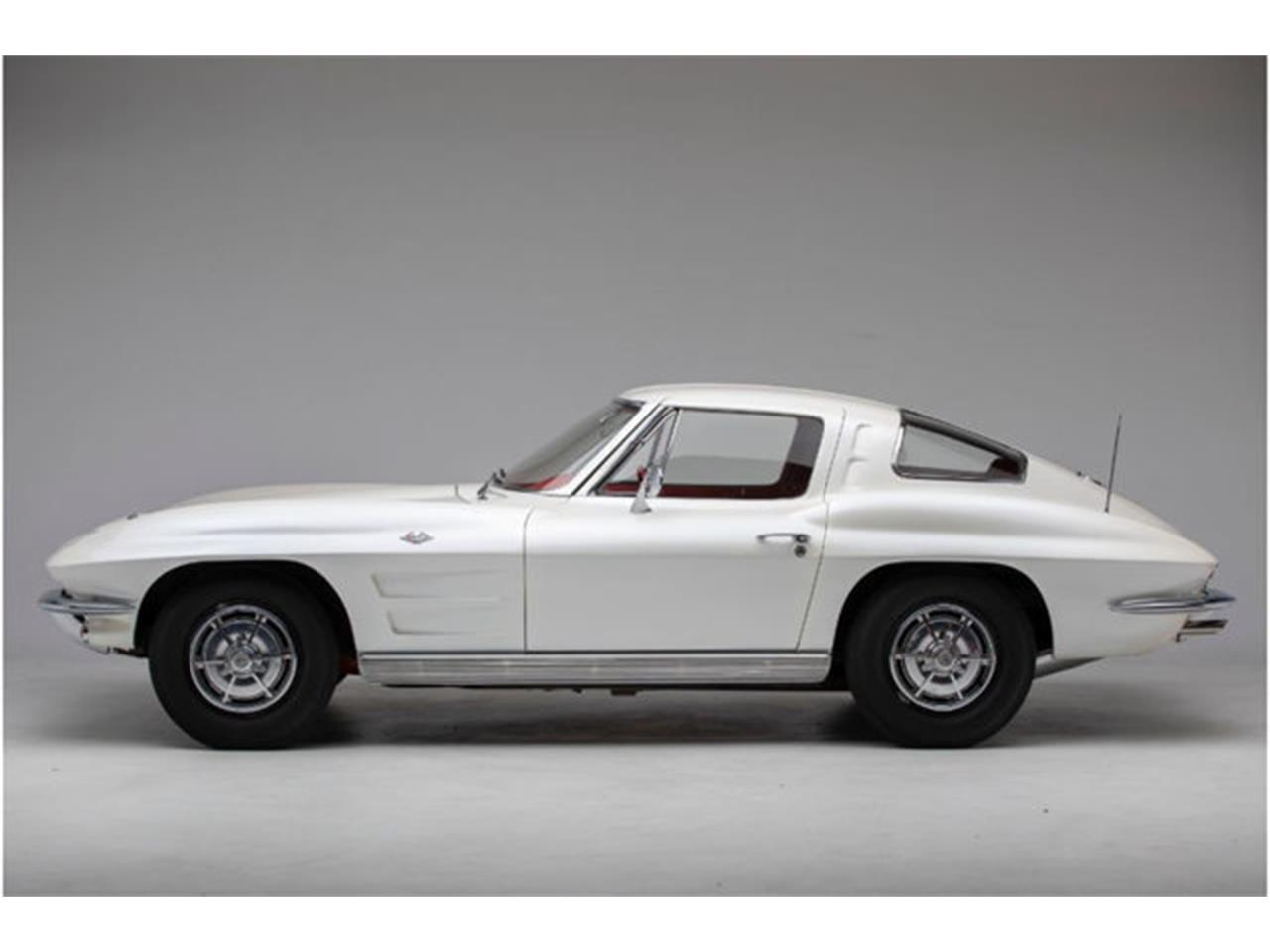 Large Picture of 1963 Chevrolet Corvette located in New York - $139,999.00 Offered by Prestige Motor Car Co. - QOXV