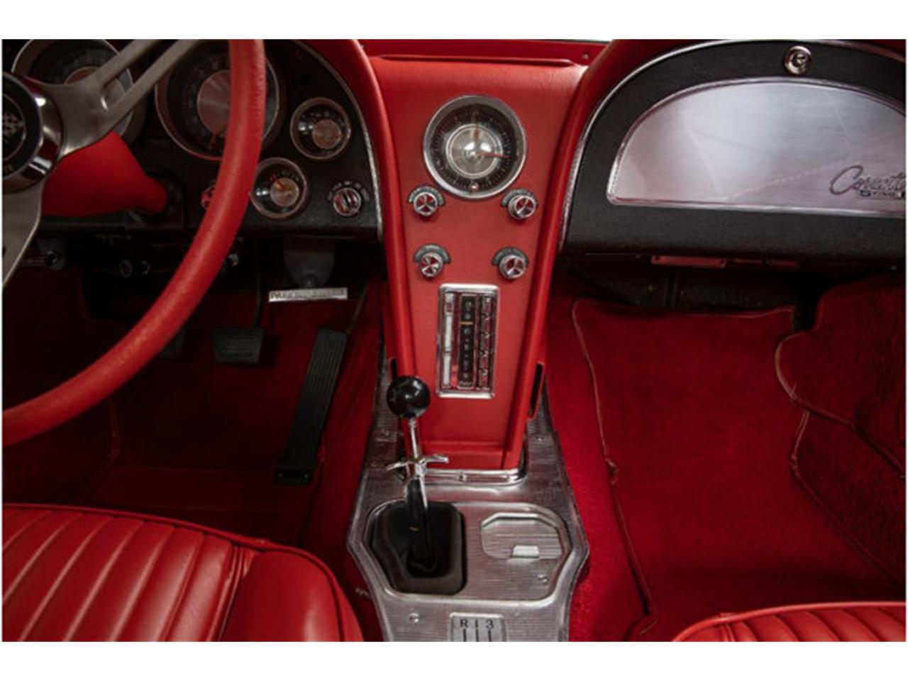 Large Picture of 1963 Chevrolet Corvette - $139,999.00 Offered by Prestige Motor Car Co. - QOXV