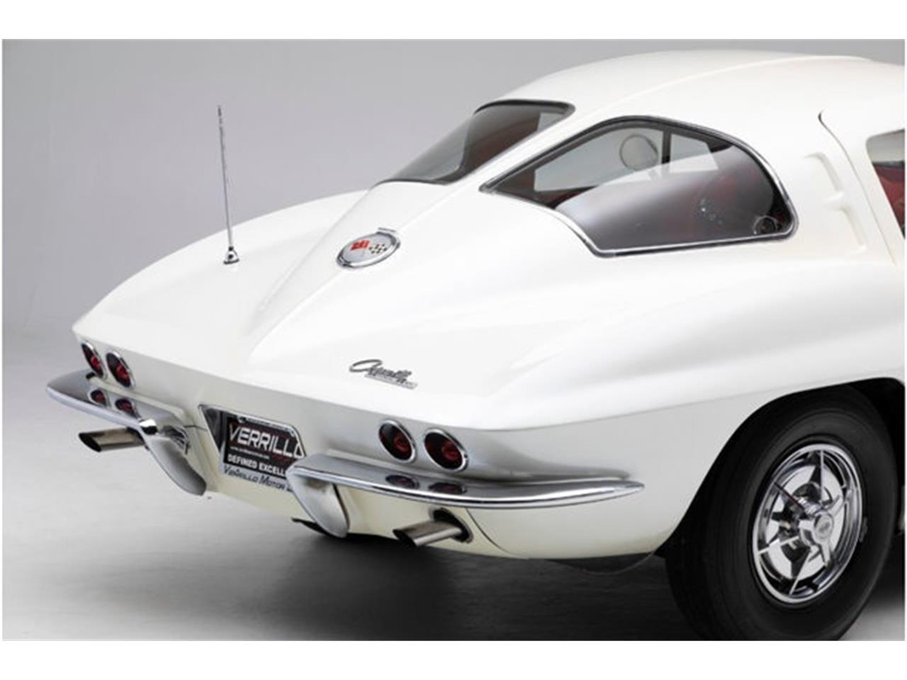 Large Picture of Classic 1963 Corvette located in Clifton Park New York - $139,999.00 - QOXV