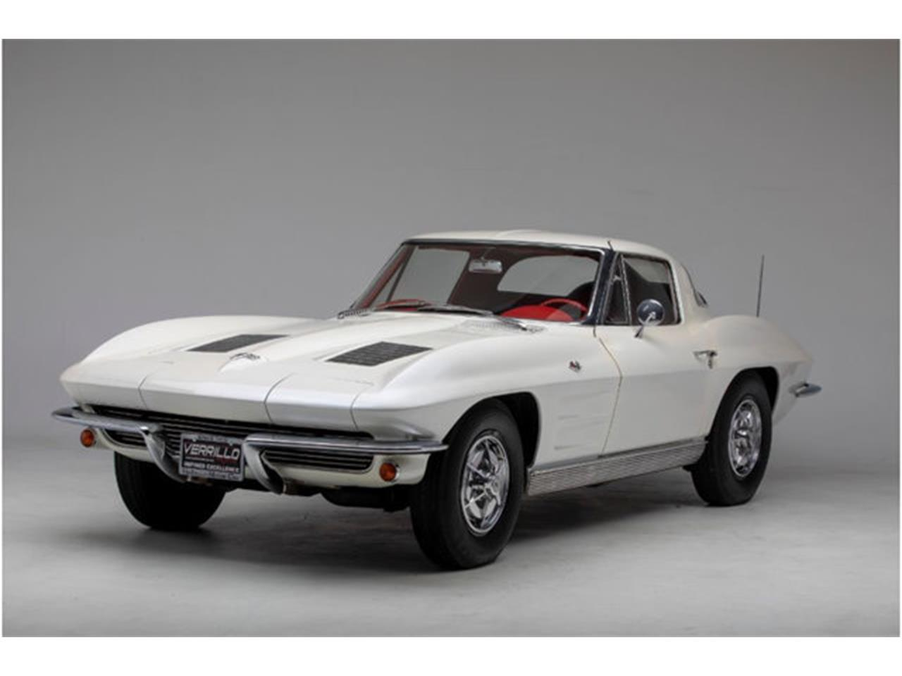 Large Picture of Classic '63 Corvette located in Clifton Park New York - QOXV