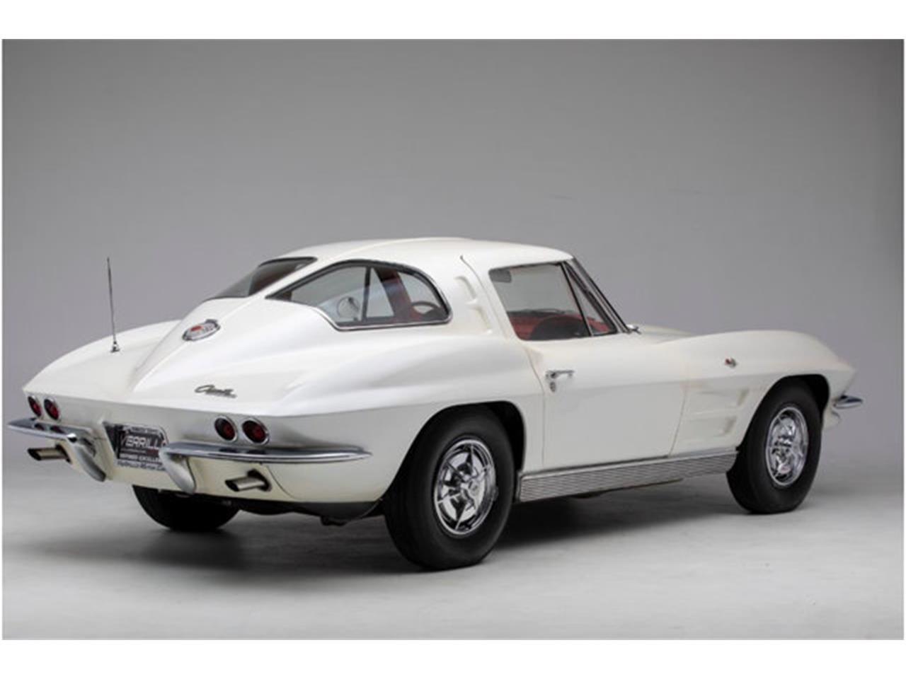 Large Picture of Classic '63 Chevrolet Corvette located in New York - QOXV