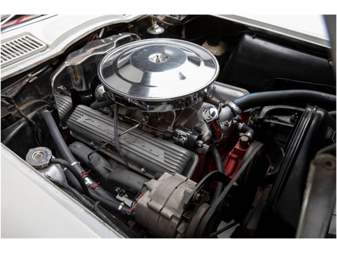 Large Picture of Classic 1963 Chevrolet Corvette located in New York - QOXV