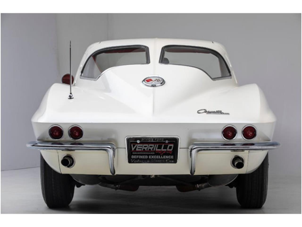 Large Picture of 1963 Corvette located in Clifton Park New York Offered by Prestige Motor Car Co. - QOXV