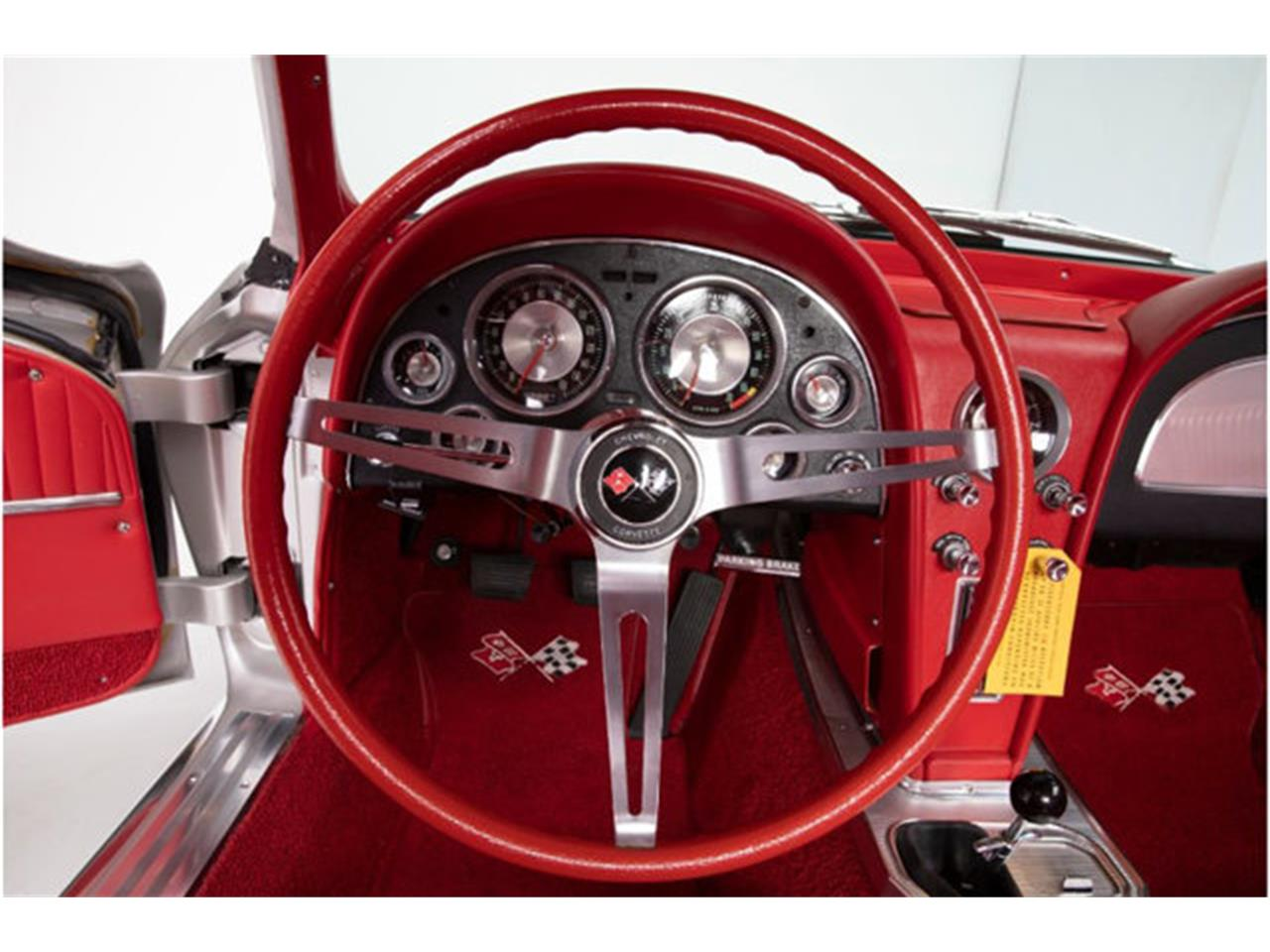 Large Picture of Classic '63 Corvette Offered by Prestige Motor Car Co. - QOY3