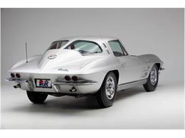 Picture of 1963 Chevrolet Corvette Auction Vehicle - QOY3