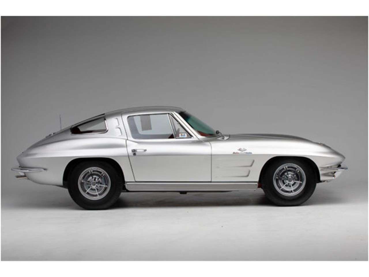 Large Picture of Classic 1963 Corvette Auction Vehicle Offered by Prestige Motor Car Co. - QOY3
