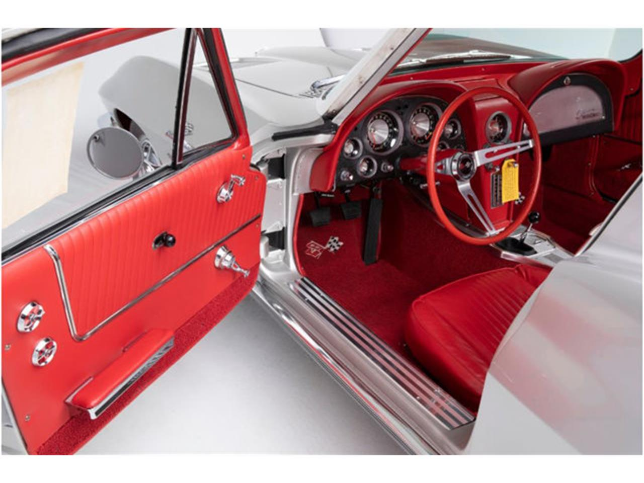 Large Picture of 1963 Chevrolet Corvette located in New York Auction Vehicle - QOY3