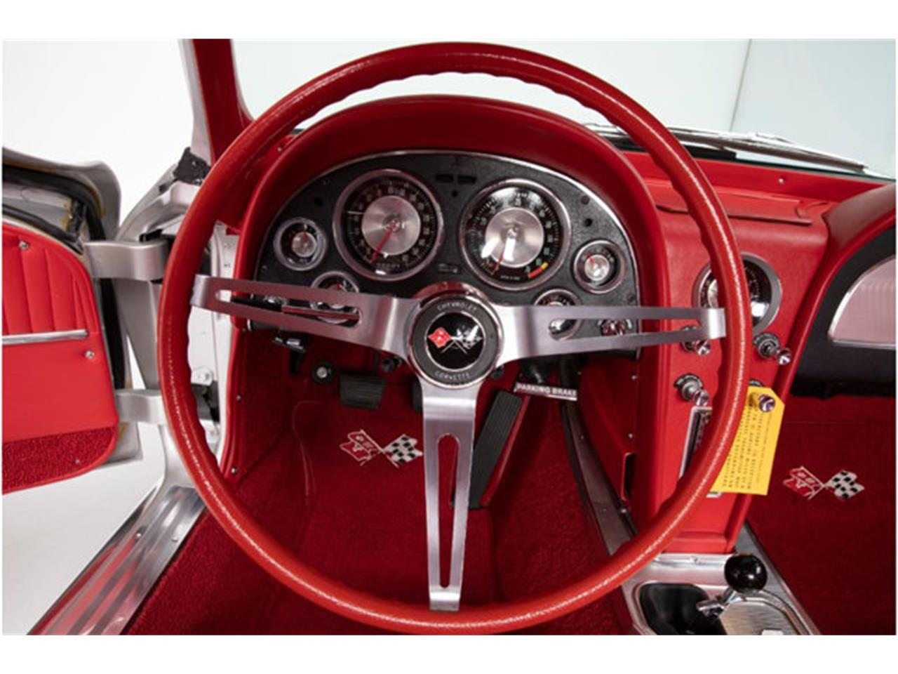 Large Picture of Classic '63 Chevrolet Corvette Auction Vehicle Offered by Prestige Motor Car Co. - QOY3