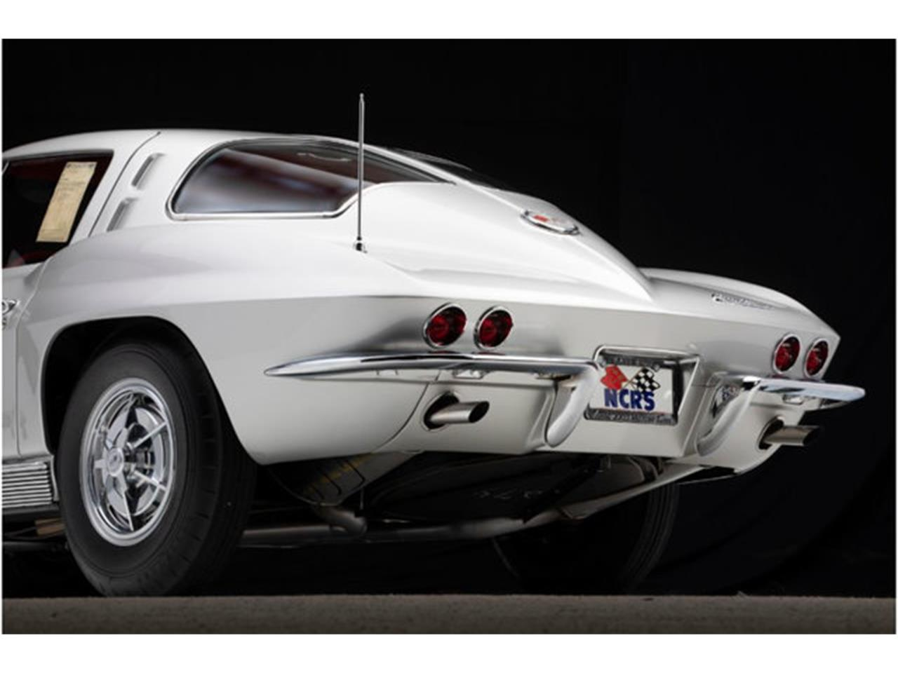 Large Picture of Classic '63 Chevrolet Corvette located in Clifton Park New York Auction Vehicle Offered by Prestige Motor Car Co. - QOY3
