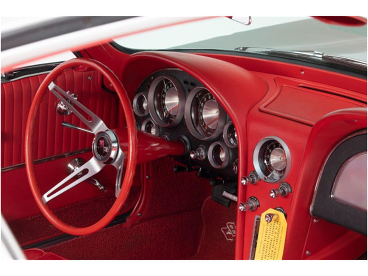 Large Picture of '63 Chevrolet Corvette located in New York Auction Vehicle Offered by Prestige Motor Car Co. - QOY3
